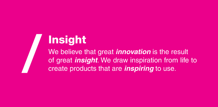 Banner image for the insight phase of the product design process