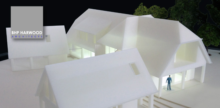 AME - BHP Harwood Architects, SLS Model