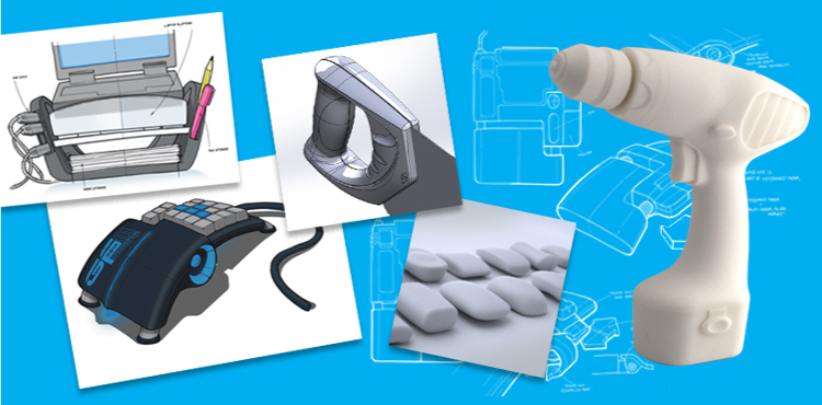 Industrial design banner - AME Group