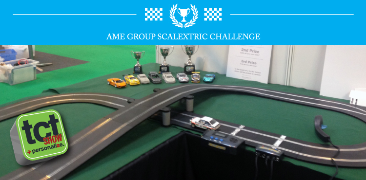 AME TCT Scalextric Challange