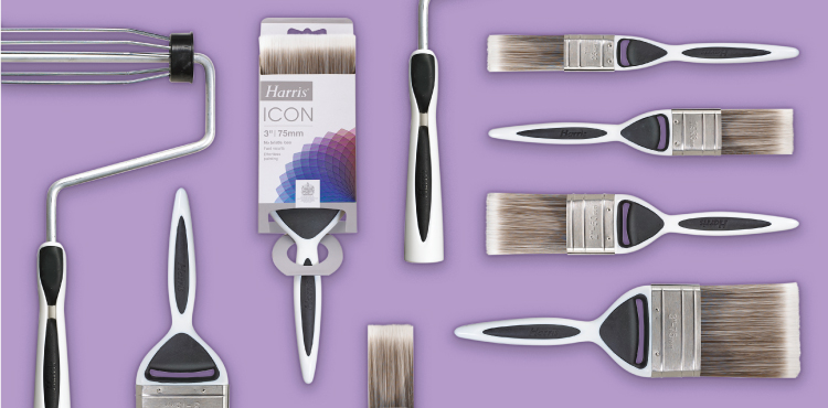AME Group, Harris, Icon, Paint Brush