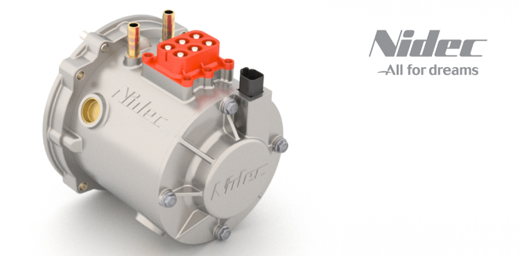 Nidec, SR Drives, Automotive Electric Motor