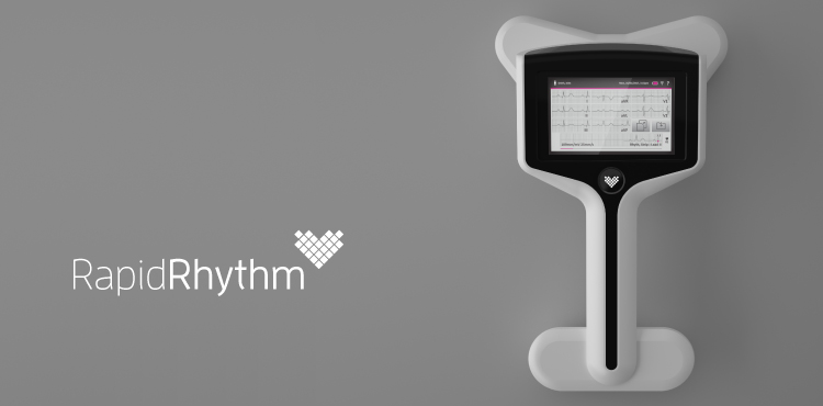 Rapid Rhythm, ECG Screening, AME Group, Medical Device